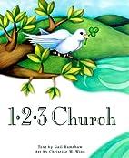 1-2-3 Church by Gail Ramshaw