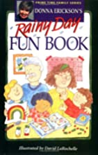 Donna Erickson's Rainy Day Fun Book (Prime…