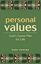 Personal Values by Kurt Senske
