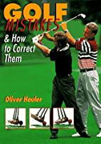 Golf Mistakes & How to Correct Them by…