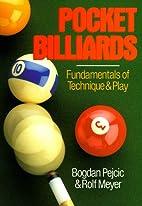Pocket Billiards: Fundamentals Of Technique…