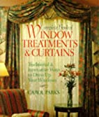 Complete Book Of Window Treatments &…