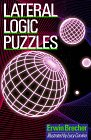 Lateral Logic Puzzles by Erwin Brecher