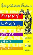 Funny Laws & Other Zany Stuff by Sheryl…