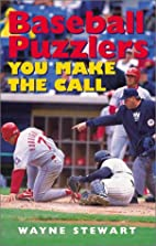 Baseball Puzzlers: You Make the Call by…