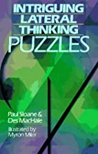 Intriguing Lateral Thinking Puzzles by Paul…