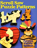 Spielman, Patrick: Scroll Saw Puzzle Patterns