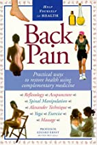 Back Pain: Practical Ways To Restore Health…