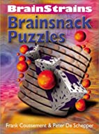 Brainstrains: Brainsnack Puzzles by Frank…