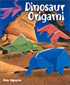 Dinosaur Origami by Duy Nguyen