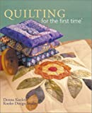 Donna Kooler Design Studio: Quilting for the First Time