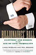 Billionaires' Ball: Gluttony and Hubris…