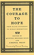 Courage to Hope: From Black Suffering to…