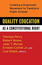 Quality Education as a Constitutional Right:…