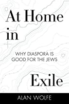 At Home in Exile: Why Diaspora Is Good for…