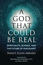 A God That Could be Real: Spirituality,…