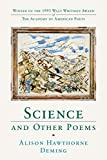 Alison Hawthorne Deming: Science and Other Poems