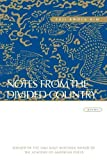 Suji Kwock Kim: Notes from the Divided Country: Poems
