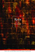 Resin: Poems by Geri Doran
