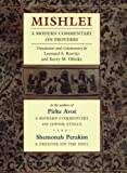 Olitzky, Kerry M.: Mishlei: A Modern Commentary on Proverbs