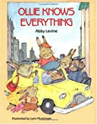 Ollie Knows Everything (An Albert Whitman…