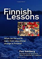 Finnish Lessons: What Can the World Learn…