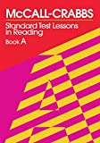 Crabbs, Lelah M.: Standard Test Lessons in Reading Book A