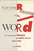 Counter-revolution of the Word: The…