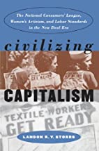 Civilizing Capitalism: The National…