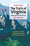 De Hart, Allen: The Trails of Virginia: Hiking the Old Dominion