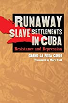 Runaway slave settlements in Cuba :…
