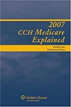 Medicare Explained by Cch Health