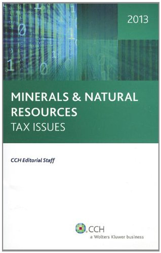 minerals-and-natural-resources-tax-issues-2013