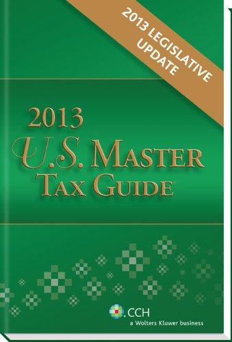 us-master-tax-guide-2013-legislative-update