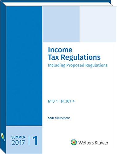 income-tax-regulations-summer-2017-edition-six-volume-set