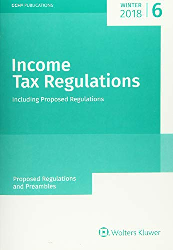 income-tax-regulations-winter-2018-edition-december-2017