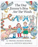Trinka Hakes Noble: The Day Jimmy's Boa Ate The Wash (Turtleback School & Library Binding Edition) (Reading Rainbow Books (Pb))
