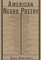 American Negro Poetry by Arna Bontemps