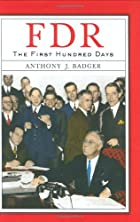FDR: The First Hundred Days by Anthony J.…