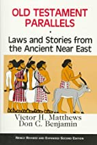 Old Testament Parallels: Laws and Stories…