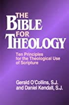 The Bible for Theology: Ten Principles for…