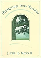 Promptings from Paradise by J. Philip Newell