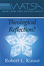 What Are They Saying About Theological…