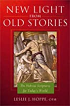 New Light from Old Stories: The Hebrew…