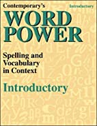 Contemporary's Word Power: Introductory…