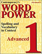 Contemporary's Word Power Advanced 1:…