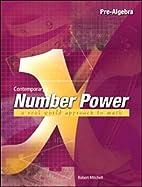 Pre-Algebra: Contemporary's Number Power by…