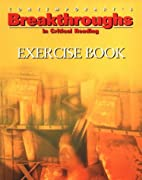 Breakthroughs In Critical Reading, Exercise…