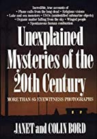 Unexplained Mysteries of the 20th Century by…