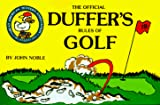 Noble, John: The Official Duffer's Rules of Golf